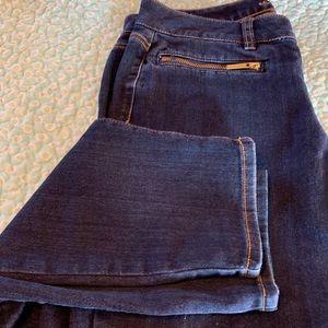 Michael Kors Dark Wash Skinny Leg Jeans NWOT J14